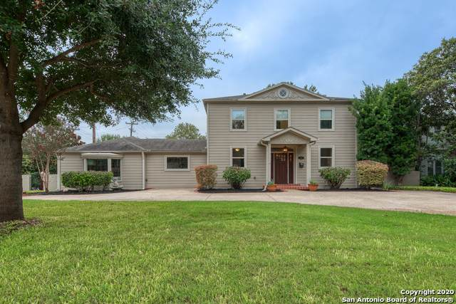 344 Ridgemont Ave, Terrell Hills, TX 78209 (MLS #1485543) :: Alexis Weigand Real Estate Group