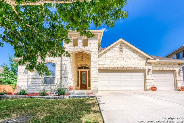 226 Perch Meadow, San Antonio, TX 78253 (MLS #1485548) :: The Gradiz Group