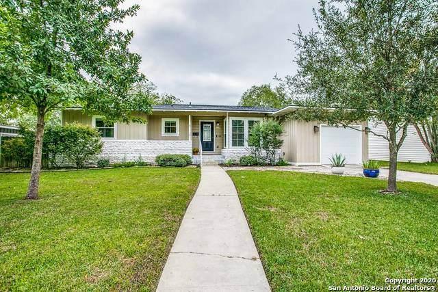 226 Harmon Dr, San Antonio, TX 78209 (MLS #1485550) :: Alexis Weigand Real Estate Group