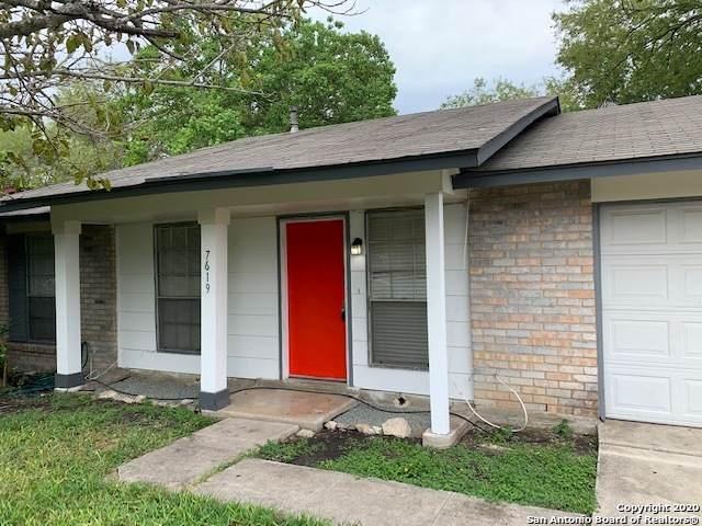 7619 Glen Shire, San Antonio, TX 78239 (MLS #1485563) :: Maverick