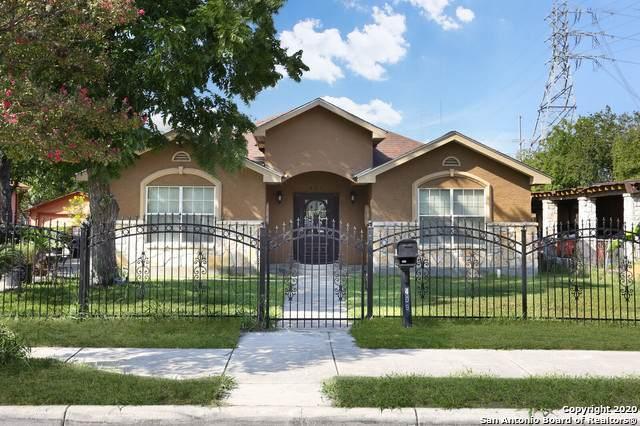409 Arbor Pl, San Antonio, TX 78207 (MLS #1485567) :: Maverick