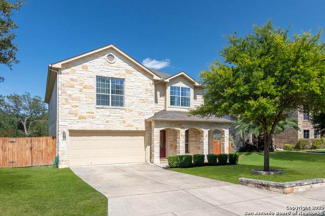 12635 Point Cyn, San Antonio, TX 78253 (MLS #1485649) :: Maverick