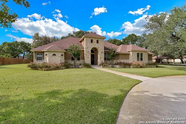 161 Copper Ridge Dr, La Vernia, TX 78121 (MLS #1485721) :: Maverick