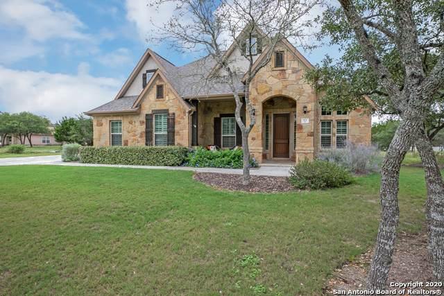 113 Regent Pass, New Braunfels, TX 78132 (MLS #1485734) :: Maverick