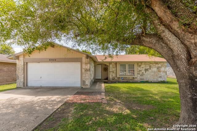 6930 Montgomery, San Antonio, TX 78239 (MLS #1485758) :: Vivid Realty