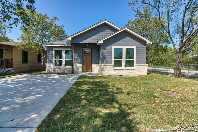 2903 Ruiz St, San Antonio, TX 78228 (MLS #1485760) :: Vivid Realty