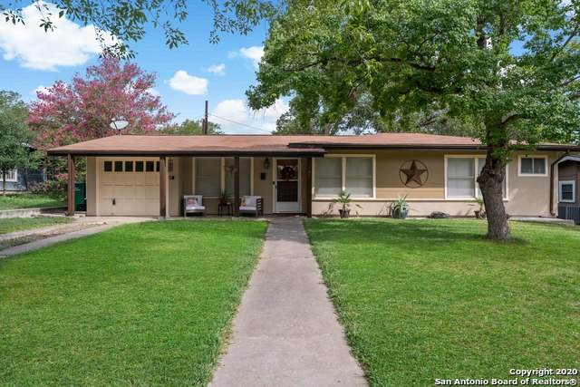 627 Blakeley Dr, San Antonio, TX 78209 (MLS #1485773) :: Vivid Realty
