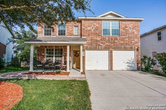 3866 Bennington Way, San Antonio, TX 78261 (MLS #1485776) :: The Lugo Group