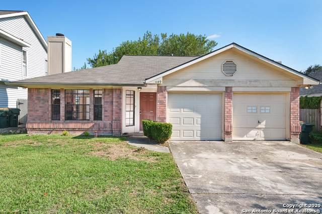 1149 Lago Vista, San Marcos, TX 78666 (MLS #1485779) :: Maverick
