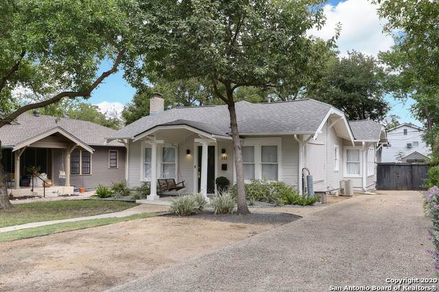 343 Pershing Ave, San Antonio, TX 78209 (MLS #1485795) :: Maverick