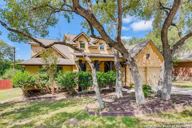 11907 Camp Real Ln, San Antonio, TX 78253 (MLS #1485801) :: Maverick
