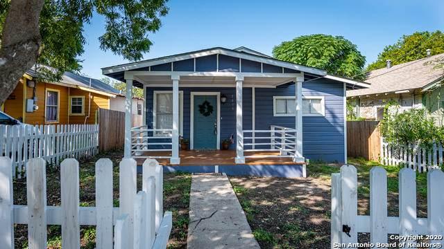 1639 Perez St, San Antonio, TX 78207 (MLS #1485818) :: NewHomePrograms.com LLC