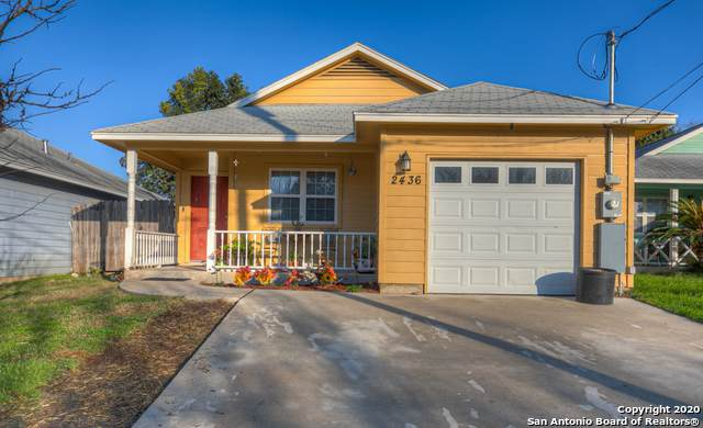2436 Becker St, New Braunfels, TX 78130 (MLS #1485827) :: BHGRE HomeCity San Antonio