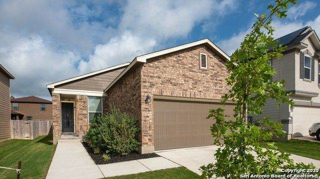 3908 Gentle Meadows, New Braunfels, TX 78130 (MLS #1485831) :: The Gradiz Group