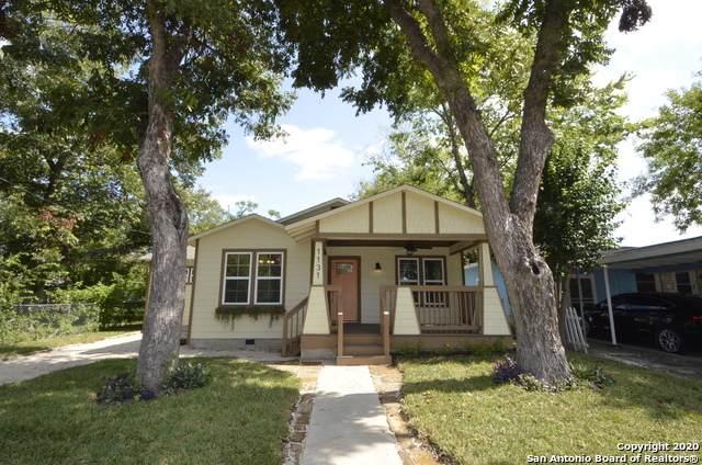 1131 Cross St, New Braunfels, TX 78130 (MLS #1485850) :: BHGRE HomeCity San Antonio