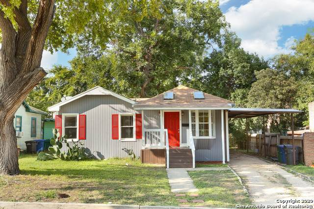 2015 Schley Ave, San Antonio, TX 78210 (MLS #1485855) :: Carolina Garcia Real Estate Group