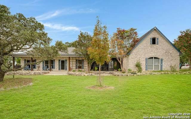 808 N Pleasant Valley Dr, Boerne, TX 78006 (MLS #1485867) :: ForSaleSanAntonioHomes.com