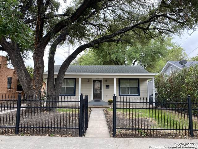 706 W Kings Hwy, San Antonio, TX 78212 (MLS #1485873) :: The Real Estate Jesus Team
