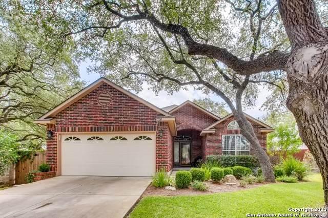 1100 Berry Creek Dr, Schertz, TX 78154 (MLS #1485915) :: Carter Fine Homes - Keller Williams Heritage