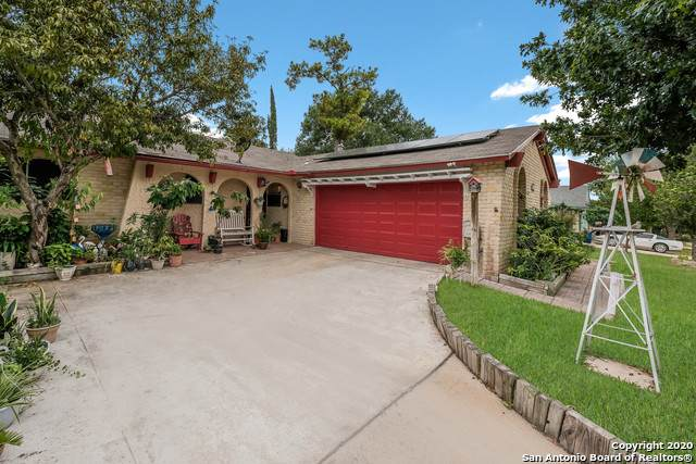 7610 Meadow Green St, San Antonio, TX 78251 (MLS #1485921) :: The Lugo Group
