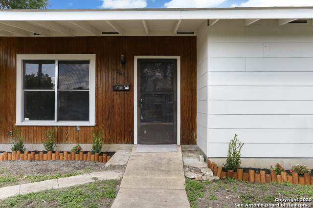 863 Plainview Dr, San Antonio, TX 78228 (MLS #1485933) :: The Castillo Group