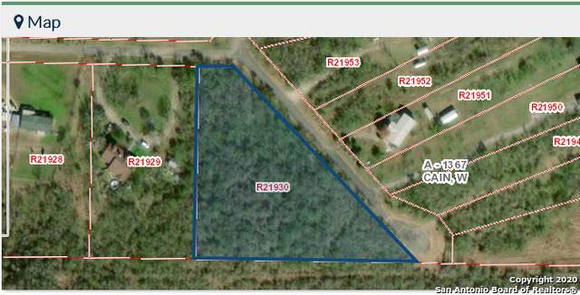 00 Lot 16 County Rd 5723, Castroville, TX 78009 (#1485946) :: The Perry Henderson Group at Berkshire Hathaway Texas Realty