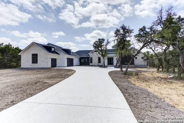 2311 Haven Bluff Ct, New Braunfels, TX 78132 (MLS #1485965) :: Maverick