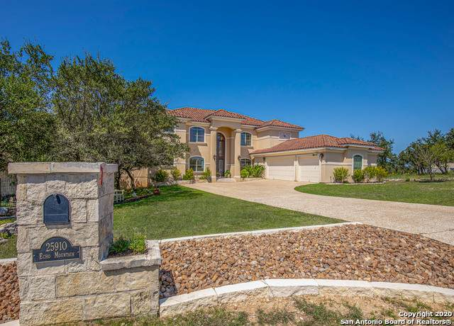 25910 Echo Mtn, San Antonio, TX 78260 (MLS #1485973) :: Maverick