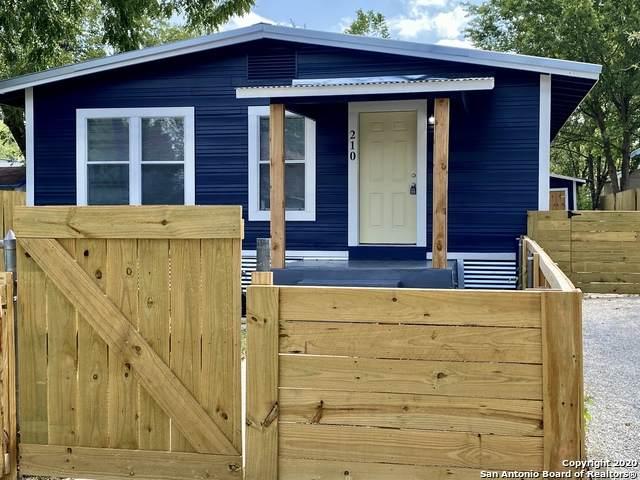 210 Globe Ave, San Antonio, TX 78228 (MLS #1485976) :: REsource Realty
