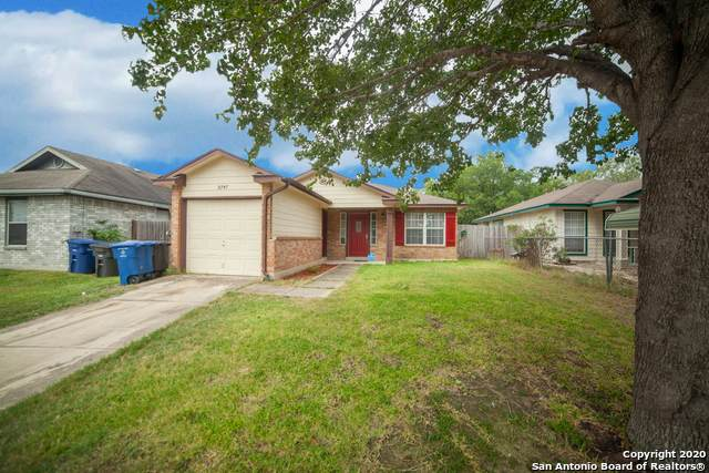 8747 Seven Seas Dr, San Antonio, TX 78242 (MLS #1486007) :: Front Real Estate Co.