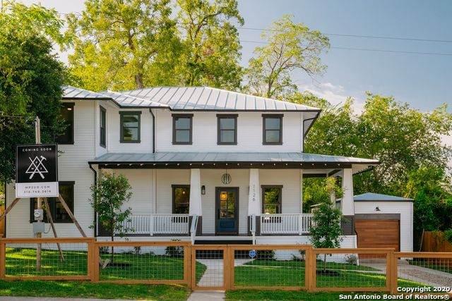 1126 E Crockett St, San Antonio, TX 78202 (MLS #1486027) :: The Mullen Group | RE/MAX Access
