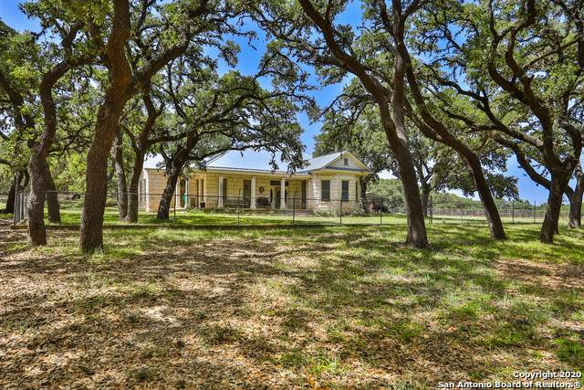 15 Joe Klar Rd, Boerne, TX 78006 (MLS #1486036) :: Carter Fine Homes - Keller Williams Heritage