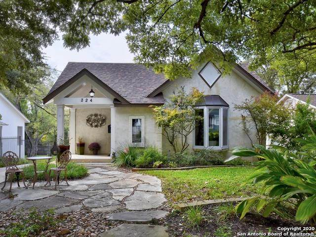 324 Argo Ave, Alamo Heights, TX 78209 (MLS #1486050) :: Alexis Weigand Real Estate Group