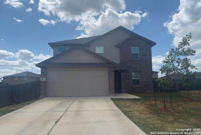 8019 Solar Mist, San Antonio, TX 78252 (MLS #1486112) :: Front Real Estate Co.