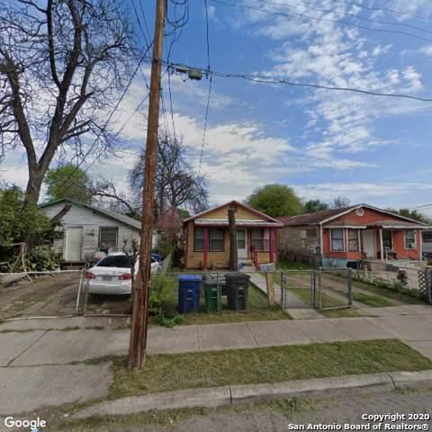 2417 Potosi St, San Antonio, TX 78207 (MLS #1486154) :: Maverick
