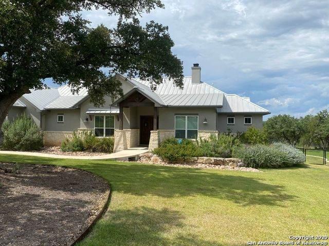 510 Cantera Ridge, New Braunfels, TX 78132 (MLS #1486155) :: Maverick