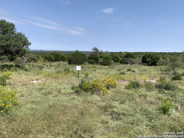 LOT 37 Spalten Ridge, Boerne, TX 78006 (MLS #1486156) :: Carter Fine Homes - Keller Williams Heritage