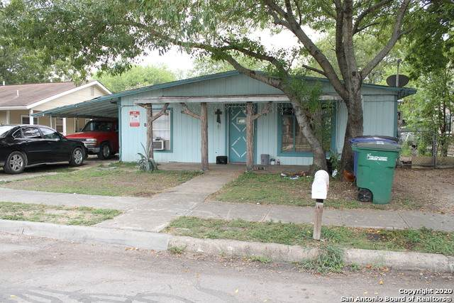 4416 Eldridge Ave, San Antonio, TX 78237 (MLS #1486160) :: Maverick