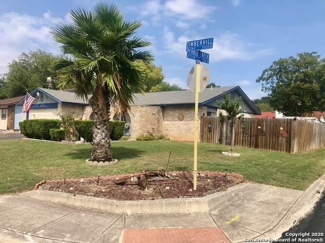 5702 Timberhill, San Antonio, TX 78238 (MLS #1486172) :: The Heyl Group at Keller Williams