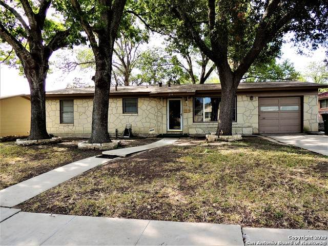 234 Gettysburg Rd, San Antonio, TX 78228 (MLS #1486221) :: Alexis Weigand Real Estate Group