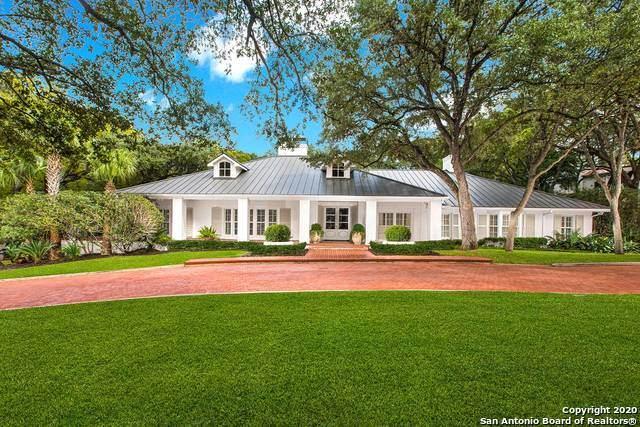 300 Devine Rd, Olmos Park, TX 78212 (MLS #1486239) :: Carolina Garcia Real Estate Group