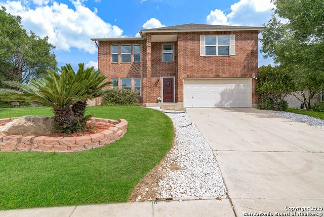 18622 Redriver Trail, San Antonio, TX 78259 (MLS #1486291) :: Front Real Estate Co.