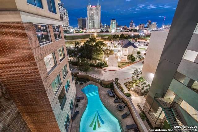 215 N Center #311, San Antonio, TX 78202 (MLS #1486297) :: Front Real Estate Co.