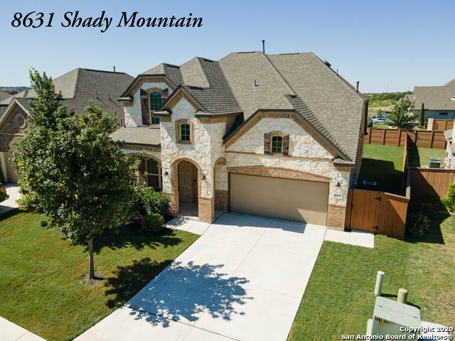 8631 Shady Mtn, San Antonio, TX 78254 (MLS #1486299) :: Front Real Estate Co.