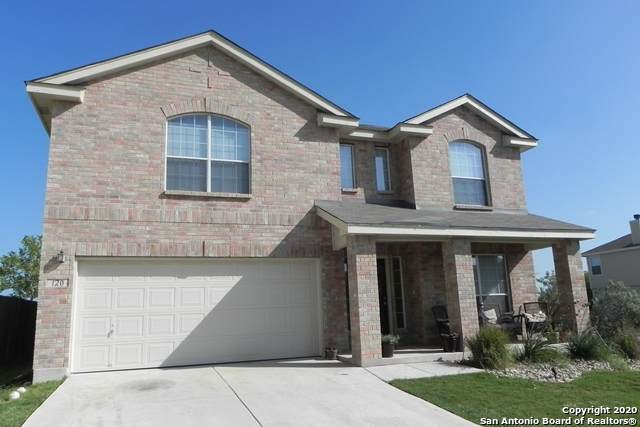 120 Lookout View, Cibolo, TX 78108 (MLS #1486305) :: Front Real Estate Co.