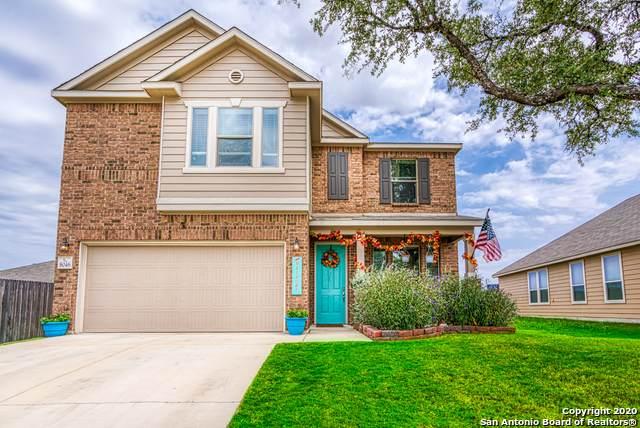 8046 Blackhawk Pass, San Antonio, TX 78253 (MLS #1486307) :: Front Real Estate Co.