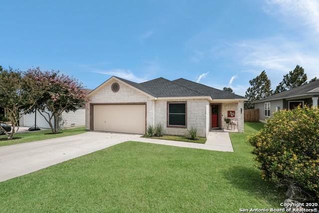 145 Jordan Pl, Boerne, TX 78006 (MLS #1486334) :: Alexis Weigand Real Estate Group