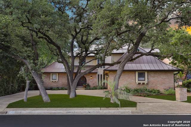 2450 Toftrees, San Antonio, TX 78209 (MLS #1486349) :: Alexis Weigand Real Estate Group