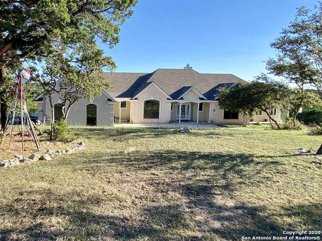 250 N Stoney Brook, Kerrville, TX 78028 (MLS #1486352) :: Alexis Weigand Real Estate Group