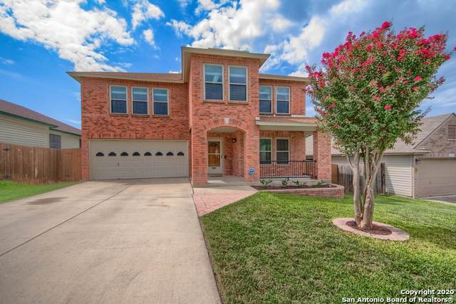 16127 Treeridge Pl, San Antonio, TX 78247 (MLS #1486377) :: The Lugo Group